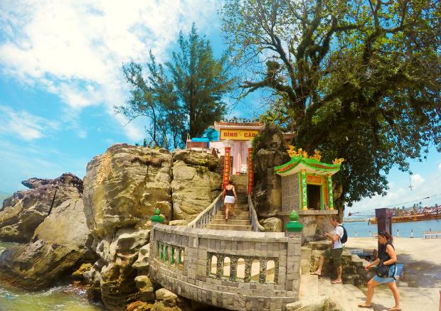 Dinh Cậu - Tour Phú Quốc 2 ngày 1 đêm