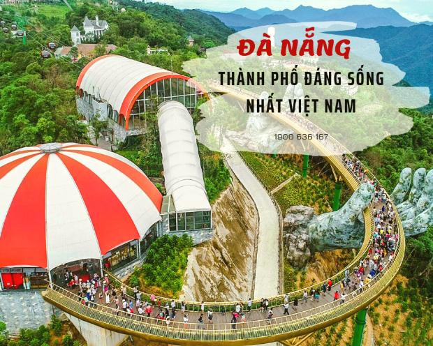 Đà Nẵng - tour du lịch trong nước khởi hành từ Hà Nội