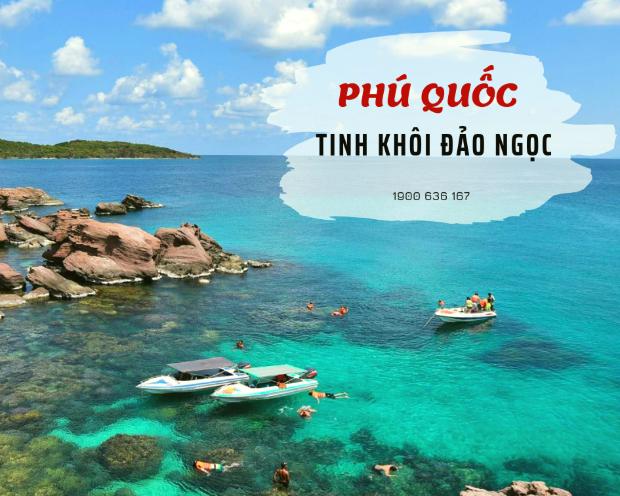 Đảo Phú Quốc - tour du lịch Phú Quốc