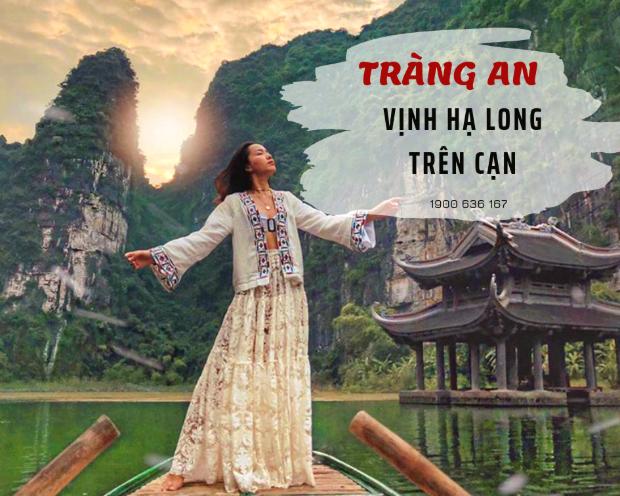 du lịch Tràng An - Tour du lịch trong nước khởi hành từ Hà Nội