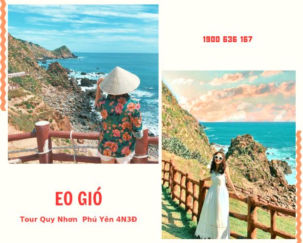 Eo Gió - du lịch Quy Nhơn