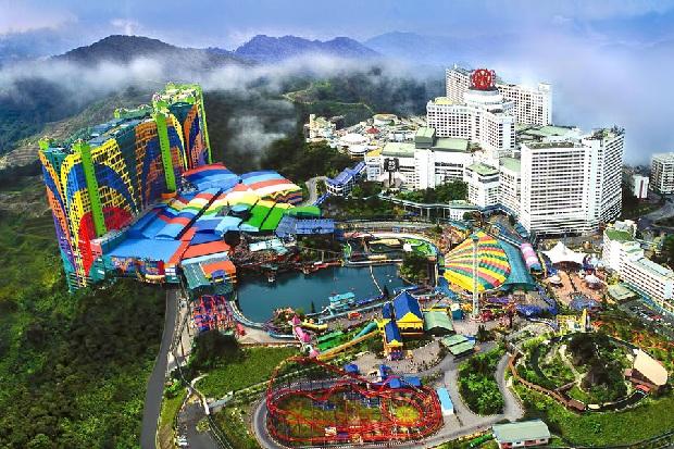 Cao nguyên Genting Malaysia | Tour Malaysia Singapore 4 ngày 3 đêm