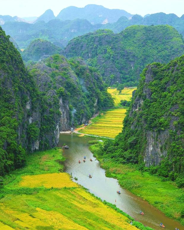 Hang Múa - tour du lịch Tràng An 1 ngày