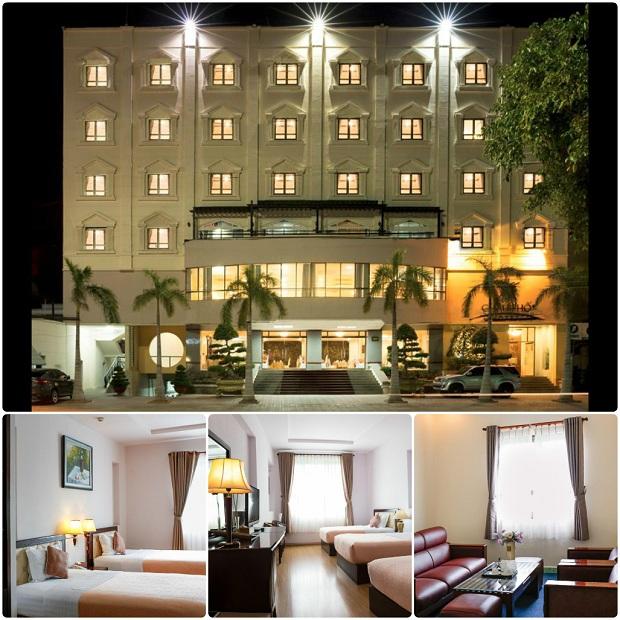 Khách sạn Châu Phố   khách sạn đẹp ở An Giang