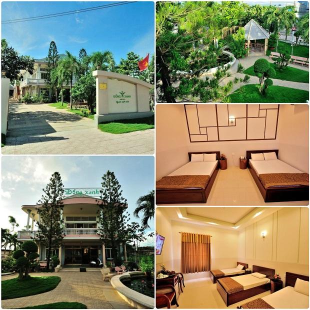 Khách sạn Đồng Xanh   khách sạn đẹp ở An Giang