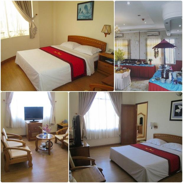 Khách sạn Đông Xuyên   khách sạn đẹp ở An Giang