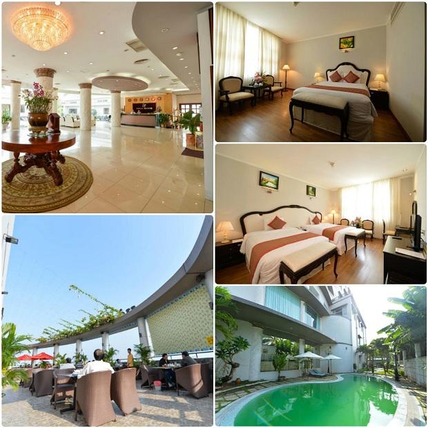 Khách sạn Hòa Bình 1   khách sạn đẹp ở An Giang