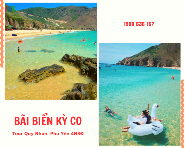 Kỳ Co - Tour Quy Nhơn Phú Yên 3N3Đ