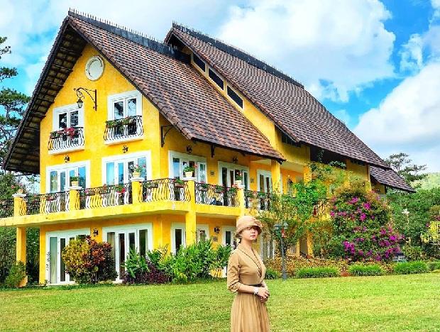 Làng Biệt Thự Tour du lịch Đà Lạt khởi hành từ Đà Nẵng