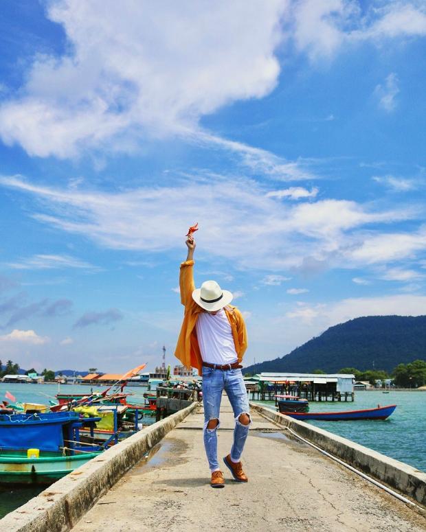 Làng chài cổ Hàm Ninh - du lịch Phú Quốc 2 ngày 1 đêm