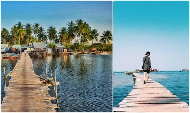 Làng chài Rạch Vẹm  | Tour du lịch Đà Nẵng Phú Quốc