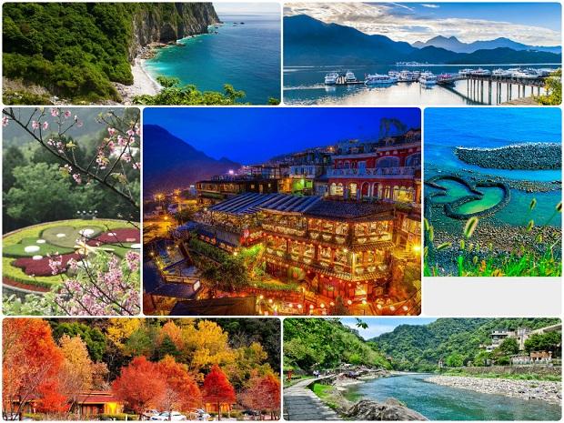 Mua vé máy bay đi Đài Loan ghé thăm những thắng cảnh nổi tiếng