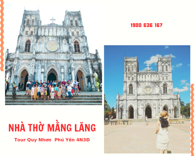Nhà thờ Mằng Lăng - du lịch Phú Yên