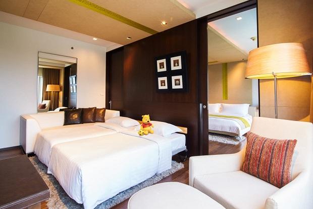 Sử dụng Phòng gia đình kinh nghiệm đặt phòng khách sạn giá rẻ