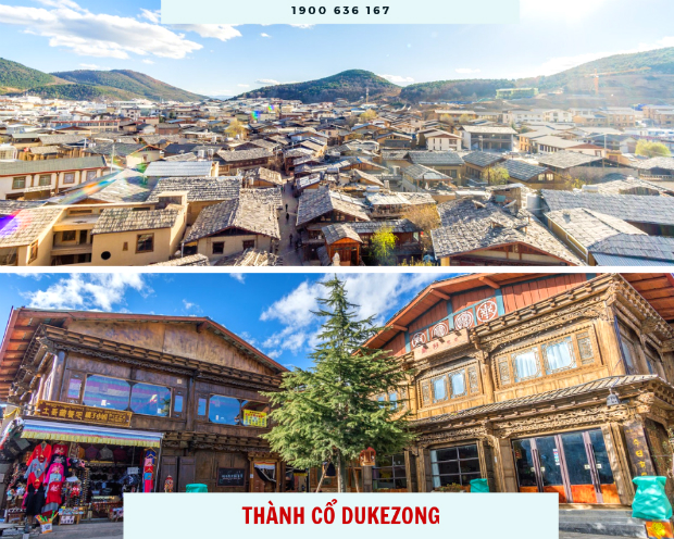 Thành cổ Dukezong