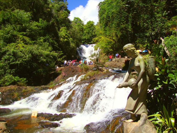 Thác Datanla - Tour du lịch Huế Đà Lạt