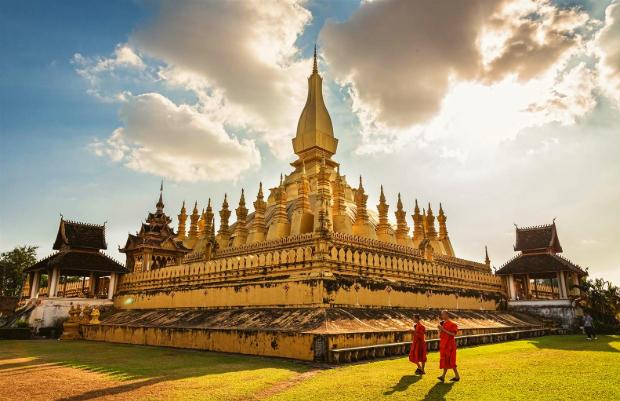 That Luang – du lịch Lào