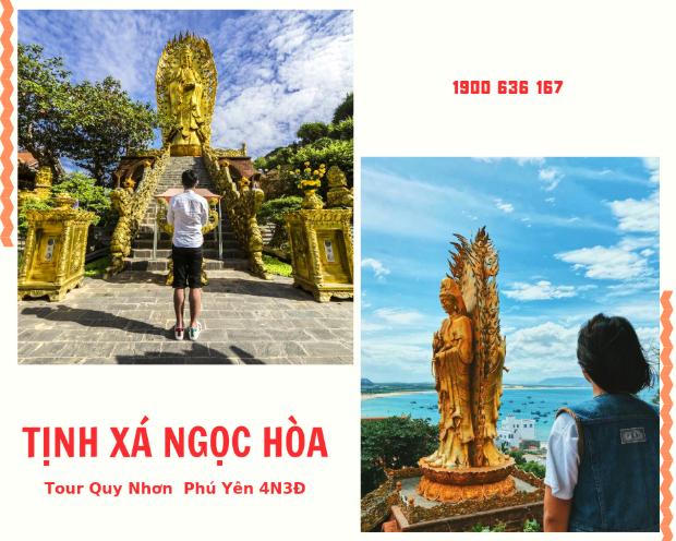 Tịnh xá Ngọc Hòa - du lịch Quy Nhơn