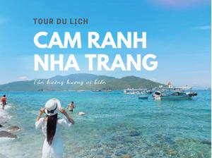 Tour Cam Ranh Nha Trang | Vinpearl Land | Trải nghiệm Tứ Đảo mới lạ