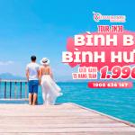 Tour Bình Ba – Bình Hưng 3N3Đ: Tận hưởng thiên đường biển xanh – Khám phá Bình Ba, Bình Hưng, Hang Rái – Lặn ngắm san hô – Thưởng thức hải sản