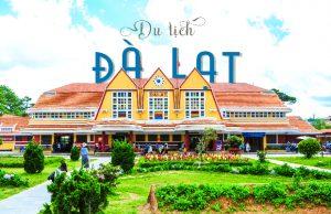 Tour du lịch Hà Nội – Đà Lạt 3 ngày 2 đêm: Tham quan Đà Lạt View, Vé máy bay khứ hồi
