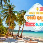 Tận hưởng mùa hè sôi động với tour du lịch Hà Nội Phú Quốc 3 ngày 2 đêm