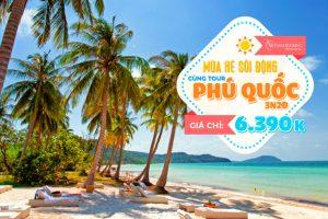 Tour du lịch Hà Nội – Phú Quốc 3 ngày 2 đêm