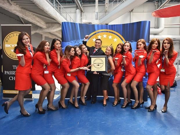 Đội bay của hãng Air Asia