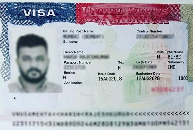 Kinh nghiệm xin visa công tác Mỹ chuẩn Đại sứ quán