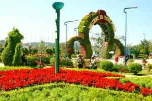 Tour Đà Lạt 4N3Đ từ Tp.HCM | Tham quan Trại Mát – Làng hoa Vạn Thành – Đường hầm điêu khắc – Chùa Linh Phước