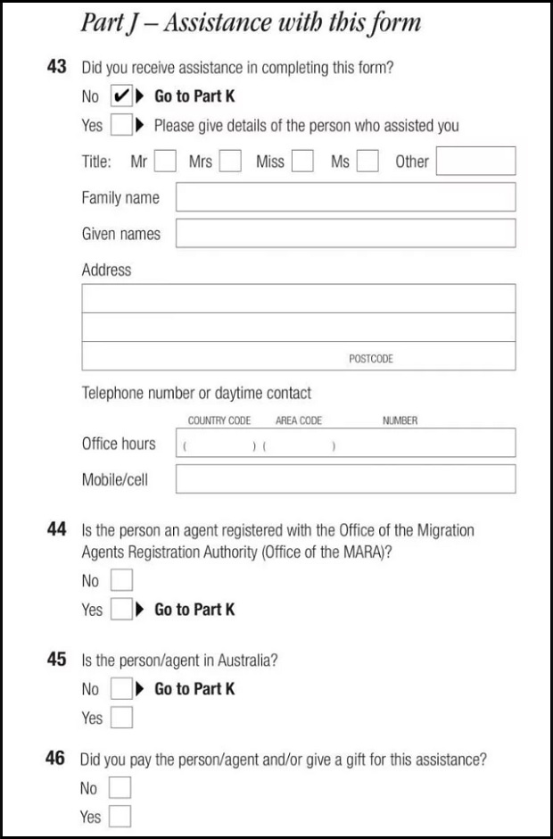 Làm visa du lịch Úc