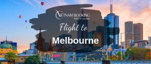 Đặt mua vé máy bay đi Melbourne giá rẻ