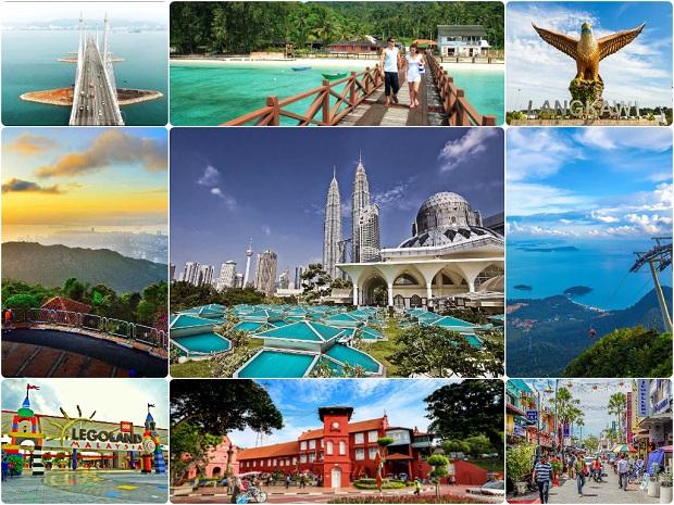 Cảnh đẹp ở malaysia | Vé máy bay đi malaysia