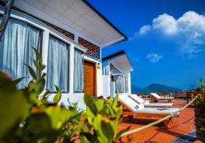 Combo 3N2D Vé máy bay + Aurora Villas &Resort Quy Nhơn 4 sao