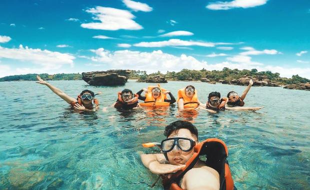 Lặn biển ở Phú Quốc - Tour du lịch Phú Quốc