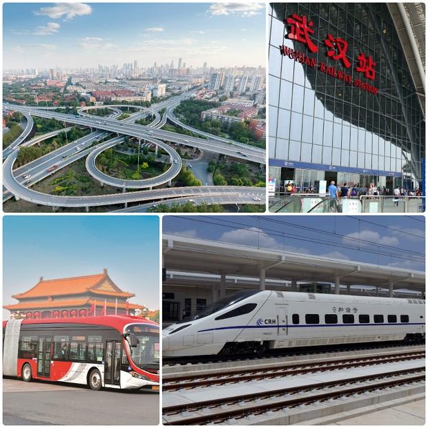 Phương tiện giao thông ở Trung Quốc | Vé máy bay đi Trung Quốc
