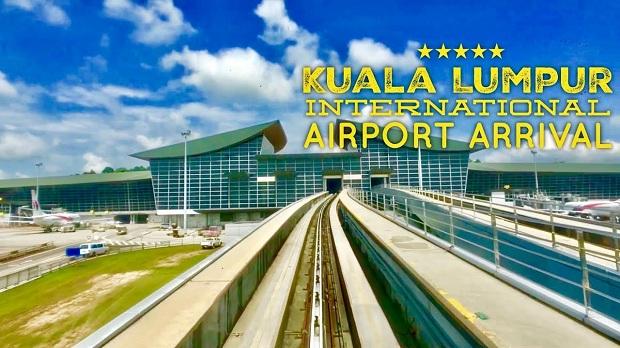 Sân bay quốc tế Kuala Lumpur | Vé máy bay đi Malaysia