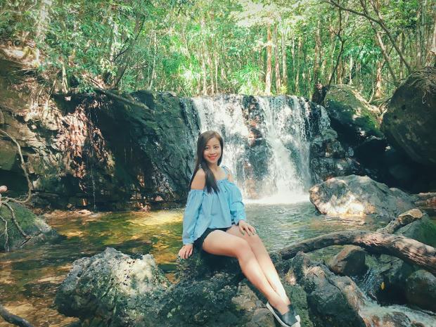 Suối Tranh - du lịch Phú Quốc