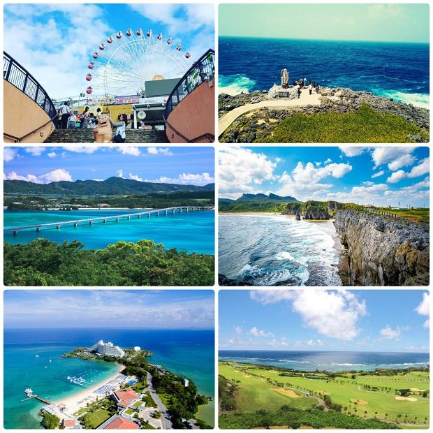 Thiên đường biển đảo OKinawa | Vé máy bay đu Okinawa
