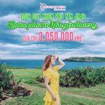 Tour Du Lịch Quy Nhơn Phú Yên 4 ngày 4 đêm – Khám Phá Xứ Nẫu Yêu Thương