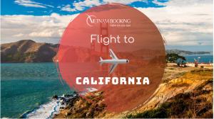 Đặt vé máy bay đi California giá rẻ