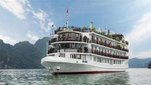 Du thuyền Margaret Cruises Hạ Long – Quảng Ninh