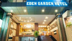 Khách sạn Eden Garden Sài Gòn