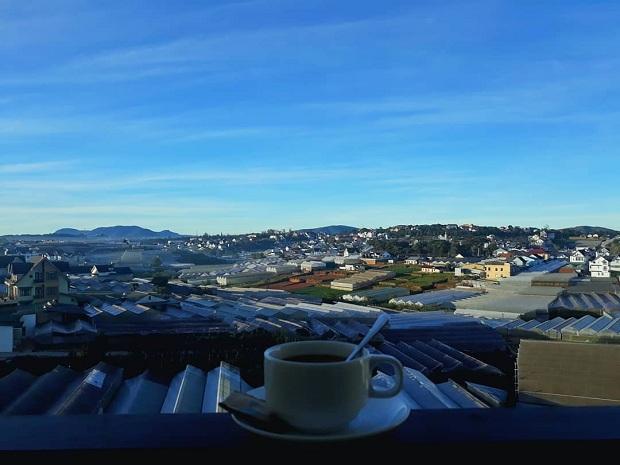 View khách sạn LADALAT