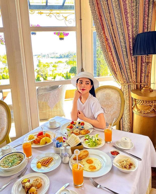 Khách sạn lãng mạn ở Đà Lạt Palace Heritage