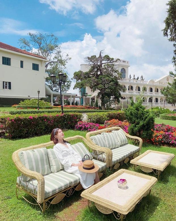 Khách sạn lãng mạn Palace Heritage