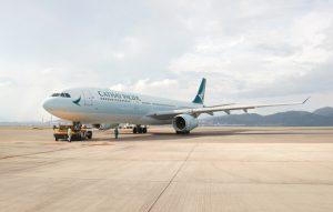Đặt Vé Máy Bay Cathay Pacific Giá Rẻ