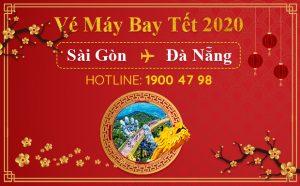 Vé máy bay Tết 2020 Sài Gòn đi Đà Nẵng rẻ nhất | Chỉ từ 299.000Đ