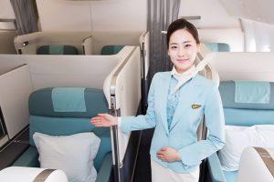 Top 5 hãng máy bay đi Hàn Quốc chất lượng nhất