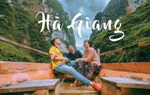 Du lịch Hà Giang tháng 8 – Đắm chìm trong sắc vàng mùa lúa chín
